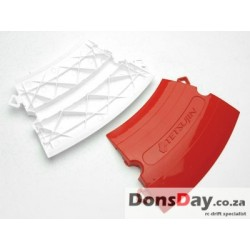 "Track KERBS System ""250R"" 50pcs (RED & WHITE Half)"