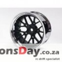 Super RIM Chrome and Black Lycoris 4pcs set