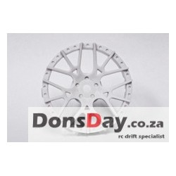 """Super RIM"" DISC ""Lycoris"" Heavy WHITE 2pcs"