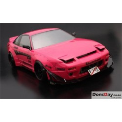 Addiction RC Rocket Bunny Nissan 180SX Version 2 Body Kit