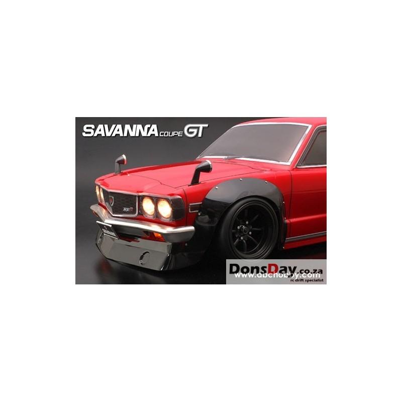 Bari Bari Custom Mazda RX-3 Savanna Coupe GT - DonsDay