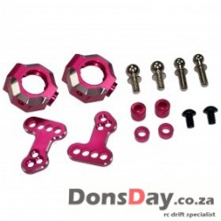 Front Aluminum Knuckle For D4 version 2