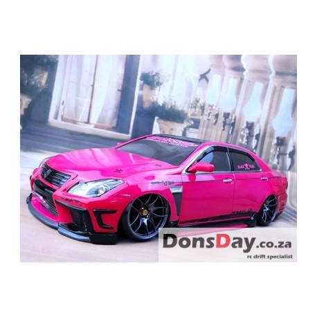 TOYOTA GSR20 CROWN with Black pearl complete