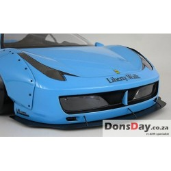 LB Performance LB walk Body kit  Full combo Set for Ferris 458 Signed by Mr. Kato