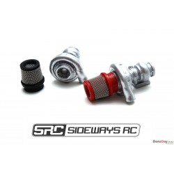 SRC air filters (RED/BLACK)