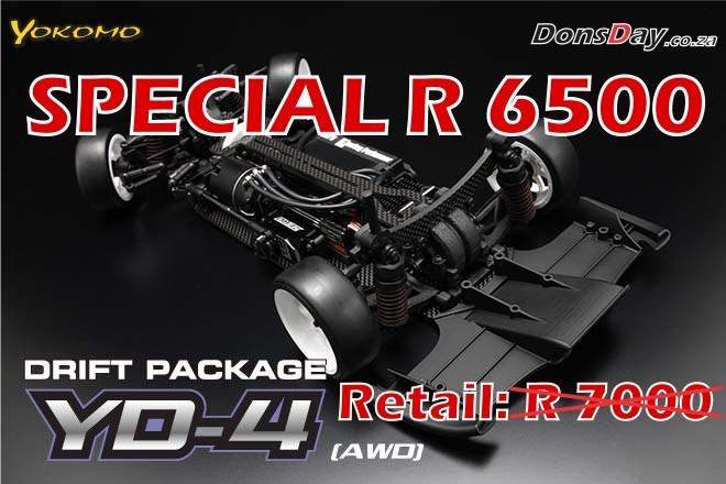 YD-4 Special!