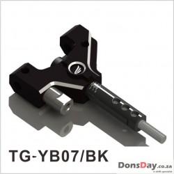 OmG D4 Adjustable Y-Arm Black