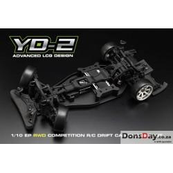 Yokomo 1/10 YD-2 RWD Competition Drift Car Kit