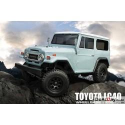 CMX 1/10 4WD EP off-road car kit w/Esc mtor 252mm Toyota LC40