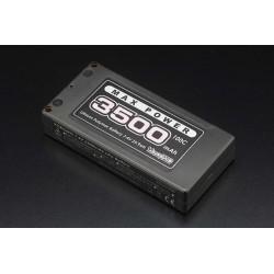 YOKOMO Li-po 3500mAh74V Shorty Battery (thin type)
