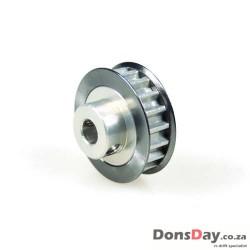 3Racing Aluminum Center Pulley Gear T22 For Sakura D3 D4